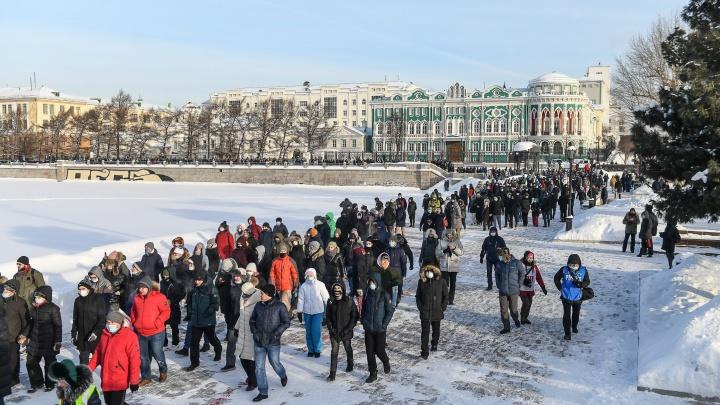 В день протеста в Екатеринбурге решили срочно провести ремонты и убрать транспорт: это правда?