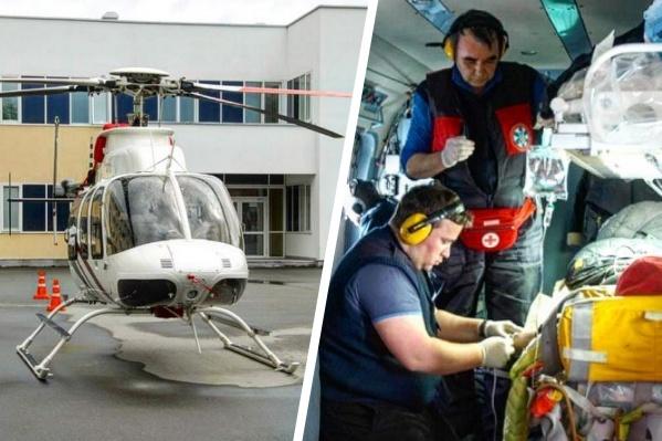 В больнице остаются двое пострадавших