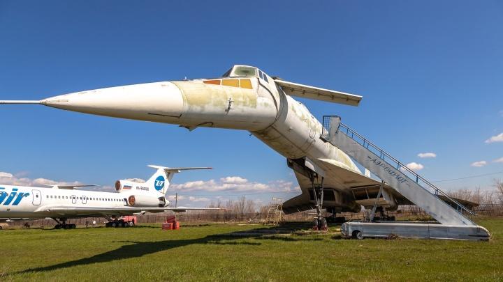«Быстрее пули в два раза»: показываем уникальную коллекцию самолетов Самарского университета
