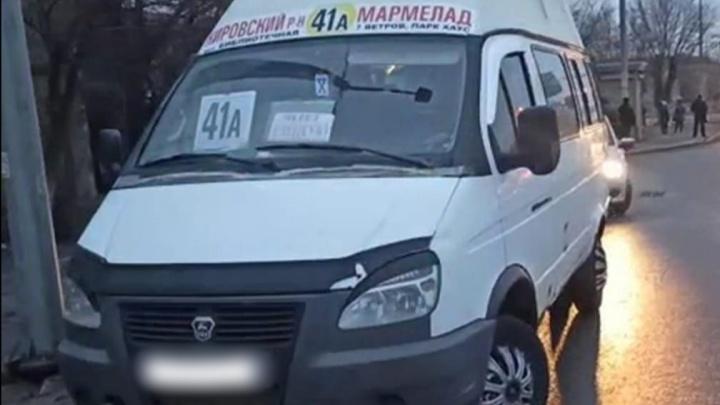 «Медосмотр проходил, пил только 7марта»: в Волгограде с рейса сняли пьяного маршрутчика