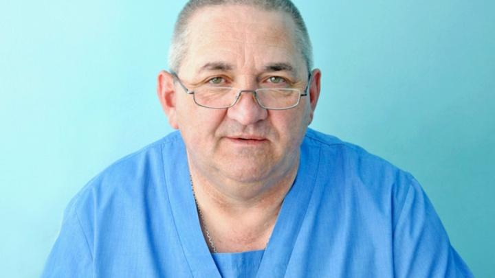 В Ростове скончался известный хирург Валерий Крат