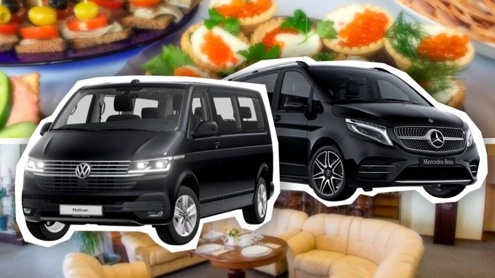 24 миллиона на банкеты и представительское авто: изучаем закупки управделами губернатора