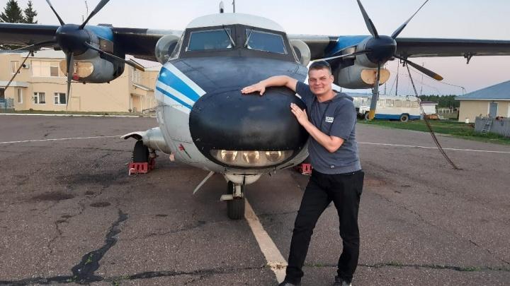 Погибший в авиакатастрофе в Татарстане челябинец был инструктором по прыжкам с парашютом