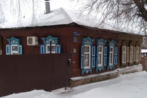 Дом, о котором рассказала Светлана, находился на улице Степана Халтурина