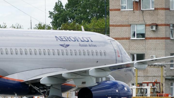 Авиарейс из Сочи в Пермь задерживается на 6 часов