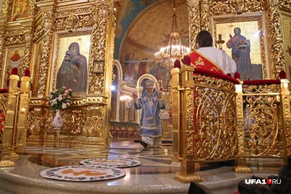 В каждом храме планируется по три праздничных богослужения