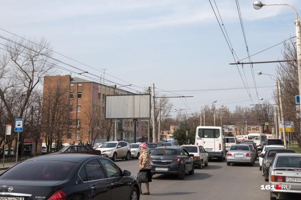 Изменения затронут улицы на Западном