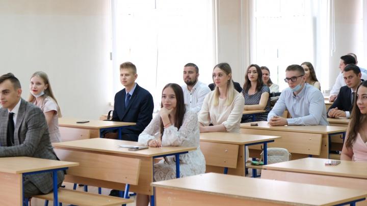 Более 1200 абитуриентов уже стали первокурсниками ОмГУ им. Ф.М. Достоевского