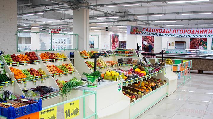 Омские рынки обнулили плату для садоводов и фермеров