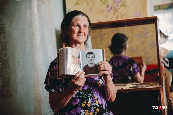 Женщина ищет своего сына больше десяти лет