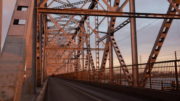 В ночь с 14 на 15 июня Северодвинский мост закроют для автомобилистов