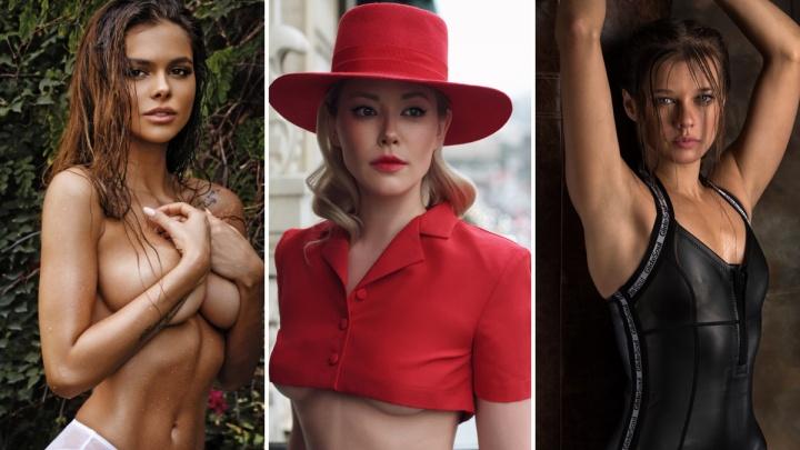 Модель и актрисы из Прикамья снова вошли в топ-100 самых сексуальных девушек страны по версии MAXIM