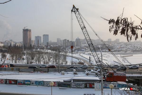 Ремонт на участке начался 8 января