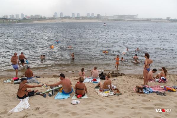 Глава города, наконец, подписал постановление о датах купального сезона