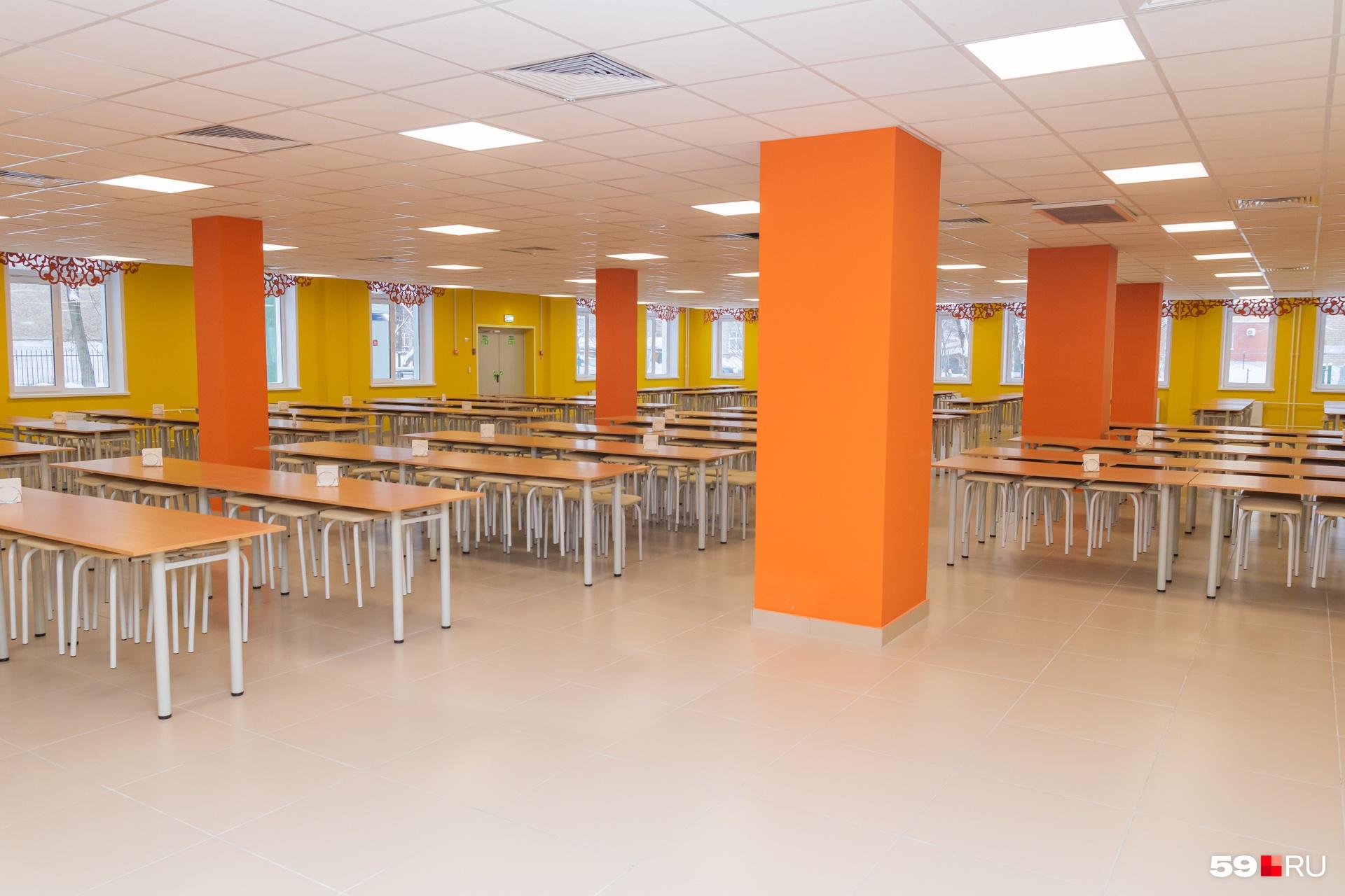 Теперь обедать в одно время смогут больше классов