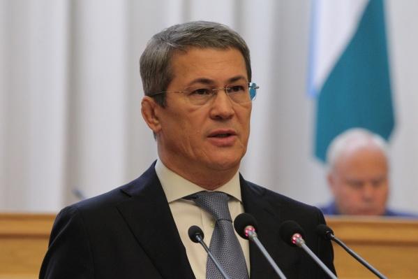 Радий Хабиров раскритиковал подчиненных на всю республику