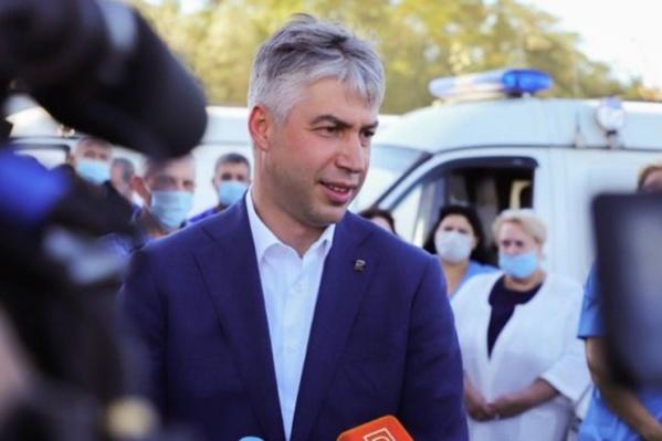 Алексей Логвиненко рассказывает о мгновенной медпомощи для жителей Суворовского
