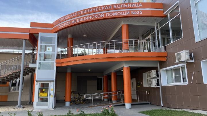В больнице Волгограда умер мужчина с тяжелейшими ожогами