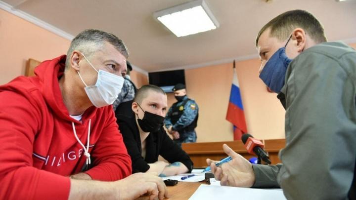 «Готов дойти до ЕСПЧ». Ройзман обжалует решение суда по делу об акциях в поддержку Навального