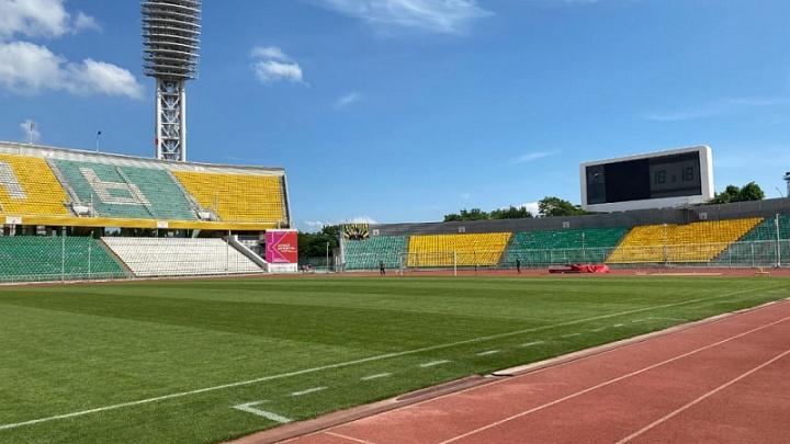 В Краснодаре начали капитально ремонтировать стадион «Кубань»
