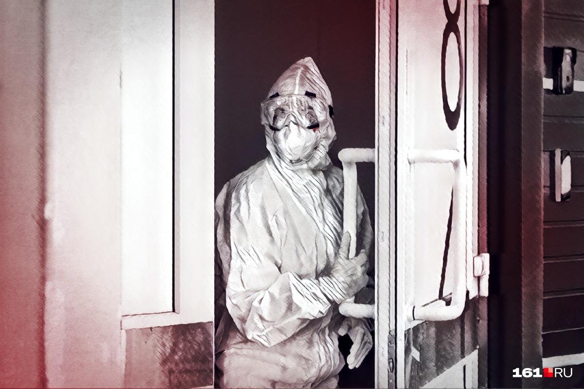 """Вечером в реанимации моногоспиталя <nobr class=""""_"""">№ 2</nobr> погибли четыре пациента"""