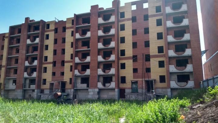 На Широтной за 92 миллиона продают недостроенную многоэтажку