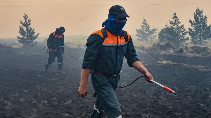 Огненный шторм. Почему природные пожары в России бушуют всё сильнее, сжигая поселки и миллионы гектаров леса