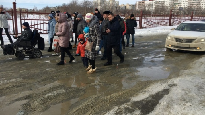 Определился строитель новой дороги, которую 7лет ждут жители крупного челябинского микрорайона