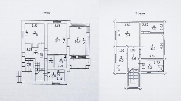 Кроме кухни, столовой и спальни, на первом этаже нашлось место бойлерной, кладовке и туалету. На втором этаже — хозяйские спальни, одна из которых со своей гардеробной, просторная ванная и небольшой кабинет