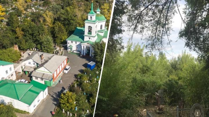 Старинное Троицкое кладбище задумали превратить в парковую зону с канаткой и визит-центром