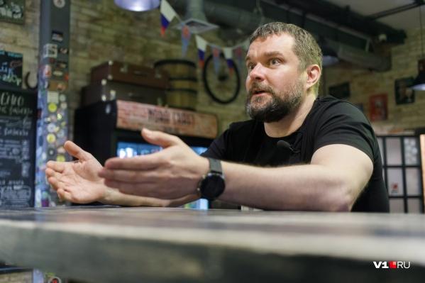 Предприниматель Вячеслав Кузьменко рассказал о главных сложностях пельменного бизнеса