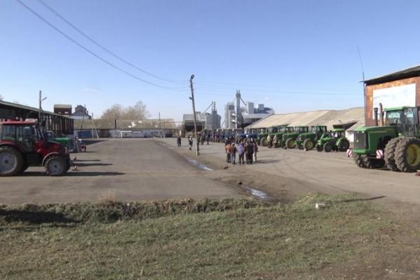 Безотказная работа машинно-тракторного парка — залог успешной посевной кампании и гарантия сохранности будущего урожая
