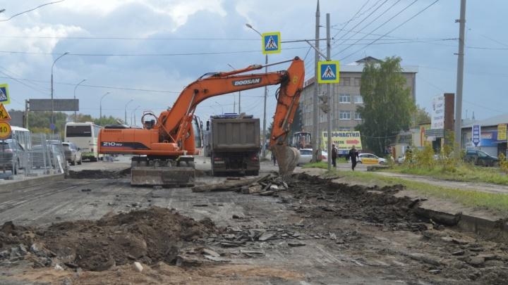 В Перми вновь перекроют движение на перекрестке Героев Хасана и Васильева