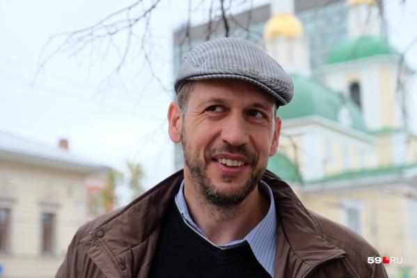 Денис Галицкий считает, что сможет поддержать дискуссию на конкурсе