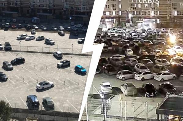 Многие жители Солнечного уверены, что скоро парковка у дома станет платной для всех