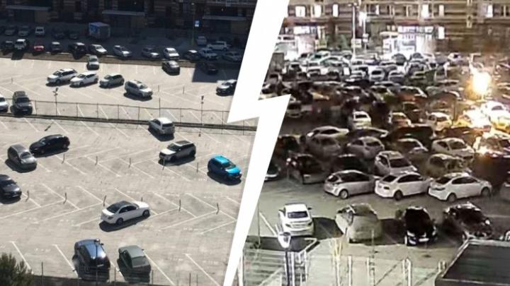 «Хотят заработать на нас!» Жители Солнечного возмутились, что им не дают ставить машину у дома