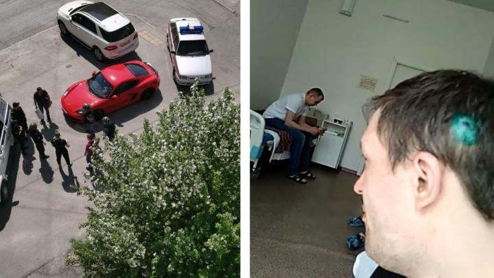 Екатеринбуржец, раненный в драке с владельцем Porsche, неделю пролежал в больнице