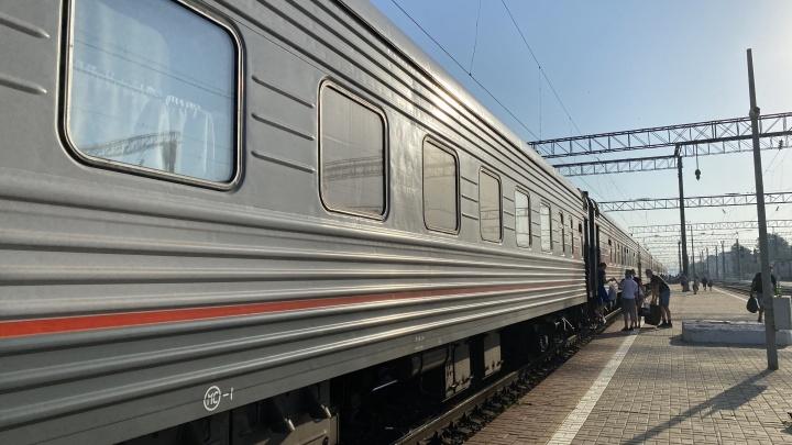 20 детей госпитализировали с симптомами кишечной инфекции из поезда Мурманск — Адлер