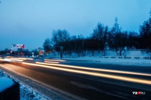 В ночном ДТП на трассе погиб молодой мужчина