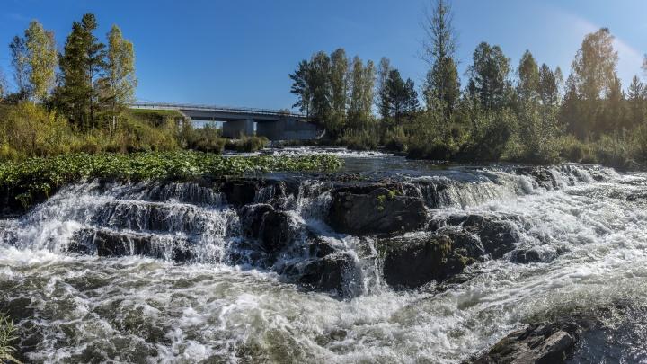 Депутат предложила новосибирцам отдыхать возле водопадов. Оказывается, они есть. Мы нашли 10 самых красивых