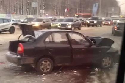 СК проверит, мог ли неубранный снег стать причиной смертельного ДТП на проспекте Гагарина