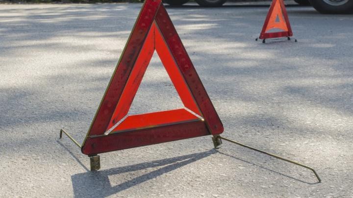 В центре Кемерово произошла авария с пьяным водителем КАМАЗа. Один погиб и четверо пострадали