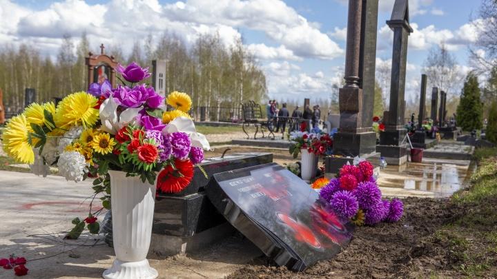 «Это сделали нелюди»: вандалы разгромили армянское кладбище. На место выехала вся диаспора
