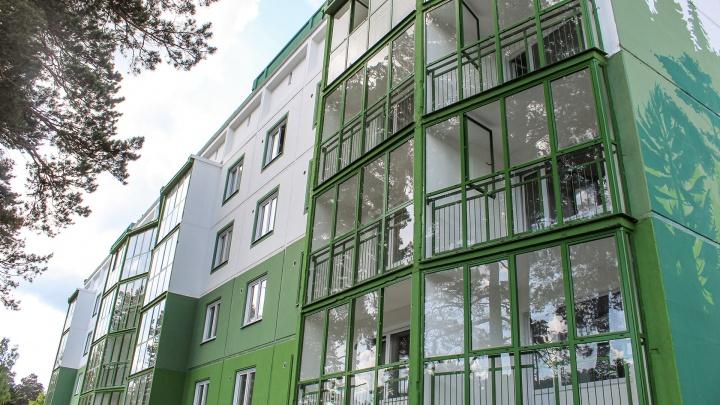 В окружении бора построили новый ЖК: как он выглядит изнутри и сколько стоят квартиры (фото)