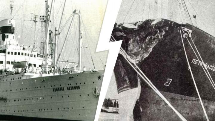 «Ночь, открытое море и дикий вой». Истории пассажиров парохода «Адмирал Нахимов», вместе с которым утонули 423 человека