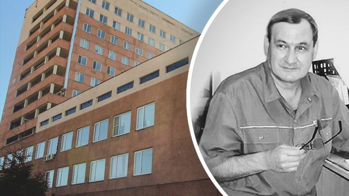 Скончался анестезиолог-реаниматолог с 40-летним стажем Александр Проноза