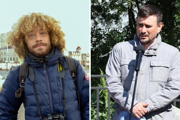 Евгений Тютюков уже отреагировал на новый пост блогера