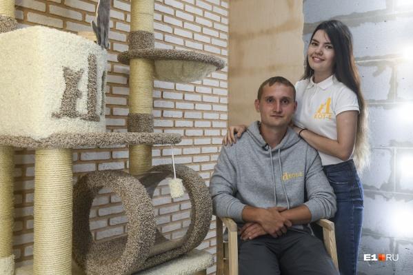 Бизнесу Романа и Анны уже исполнилось три года