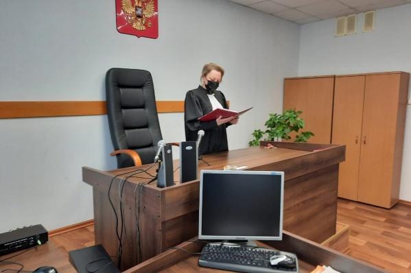 Приговор суда в законную силу еще не вступил