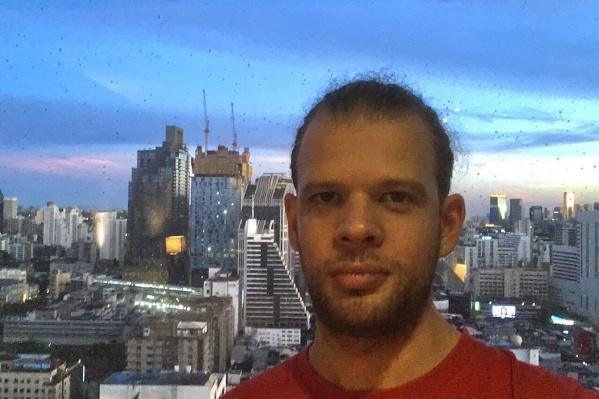 Станислав Казакевич две недели жил в отеле Бангкока. В этом материале он рассказывает о доставляемой еде